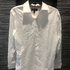 Banana Republic Non Iron Slim Fit Dress Shirt